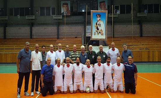 الأردن يواجه المغرب في افتتاح بطولة جمعية الزمن الجميل