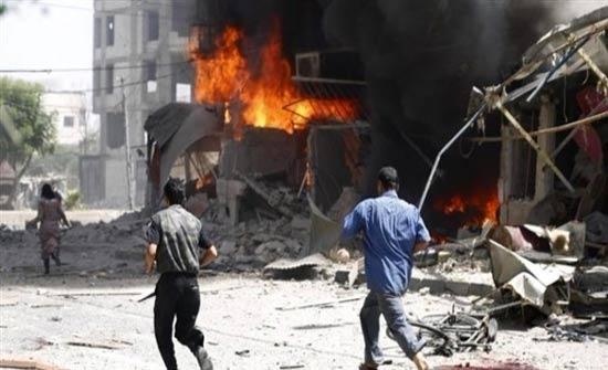سوريا: القصف مستمر في الغوطة بعد محادثات الهدنة