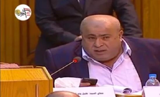 فيديو : خليل عطية يدعو عبر البرلمان العربي لدعم تركيا
