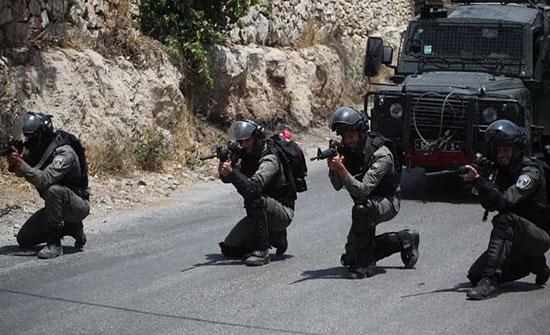 الاحتلال الإسرائيلي يقتحم قراوة بني زيد شمال غرب رام الله