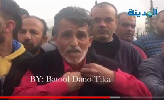 شاهد بالفيديو : اعتصام سائقي التاكسي الأصفر أمام مجلس النواب