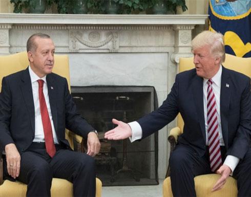 هذا ما سيقوله ترامب لأردوغان اليوم حول الهجوم على عفرين