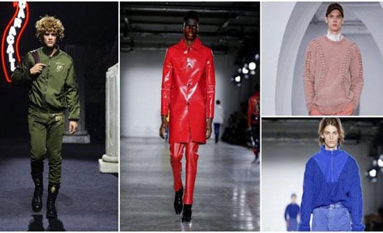 بالصور : أحدث صيحات الموضة المنتظرة للرجل في شتاء 2019