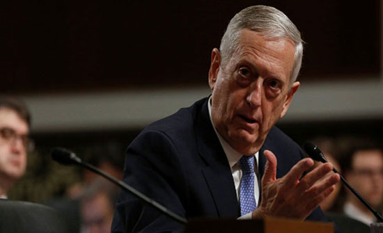 وزير الدفاع الأمريكي يتهم الحكومة السورية باستخدام غاز الكلور مرارا كسلاح