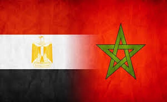 منتخبا مصر والمغرب يستهلان مبارياتهما بكاس العالم غدا