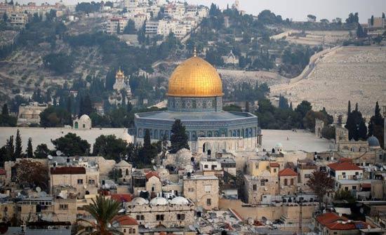 بطريرك المدينة المقدسة يجدد البيعة لصاحب الوصاية الهاشمية على مقدسات القدس
