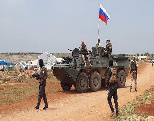 قوات روسية تبدأ الانسحاب من عفرين شمالي سوريا