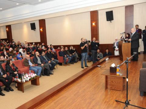 الجامعة الألمانية الأردنية تحتفل بذكرى المولد النبوي الشريف