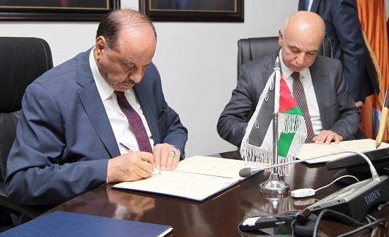"""اتفاقيتا تعاون بين """"الداخلية"""" وبرنامج الامم المتحدة الانمائي والجامعة الاردنية"""
