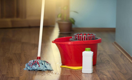تنظيف الباركيه في خطوات تدبير عملية