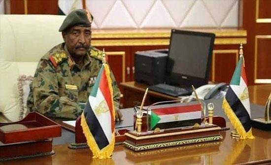 البرهان يلتقي سلفاكير في زيارته الأولى لجنوب السودان