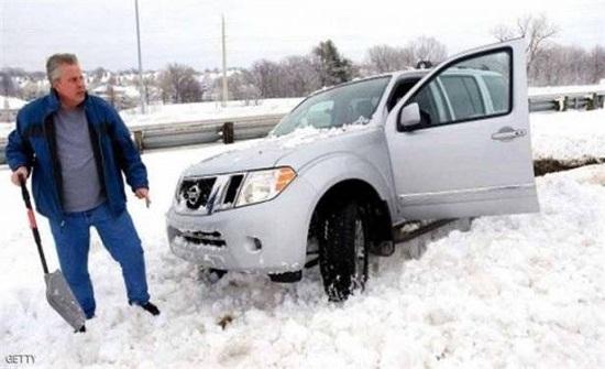 """""""تحمية السيارة"""" في الشتاء.. يفيد أم يؤذي محركها؟"""