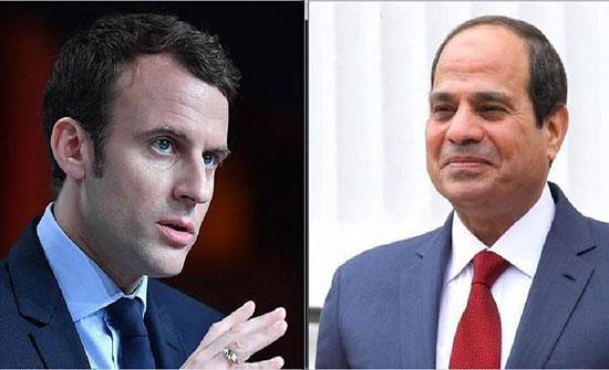 القاهرة وباريس تبحثان الوضع في ليبيا