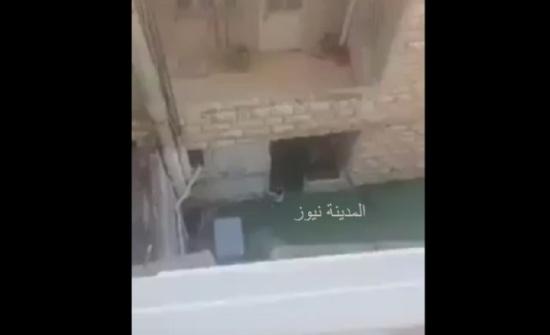 بالفيديو شاهد الطفلة التي اغضب بكاؤها الأردنيين كافة
