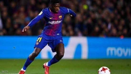 """لعنة الإصابة تطارد لاعب برشلونة """"المنحوس"""""""