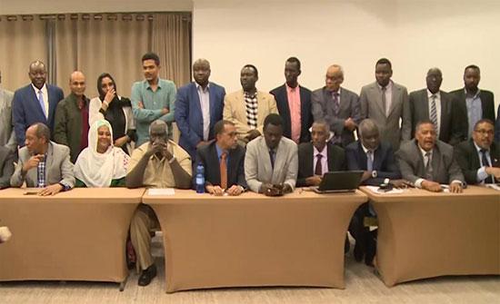 قوى التغيير السودانية: تفاجأنا من مطالب الجبهة الثورية