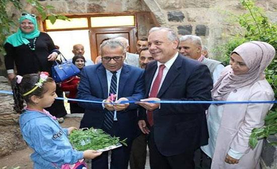 افتتاح معرض صور من الأردن في بيت عرار الثقافي