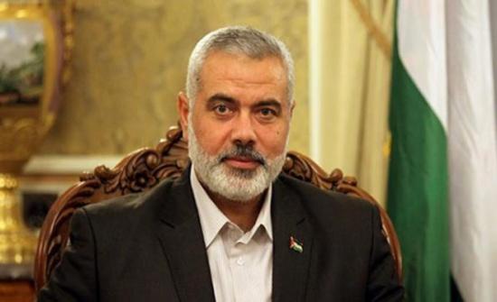 هنية: الاحتلال الاسرائيلي لا يلتزم بالاستحقاقات المطلوبة منه