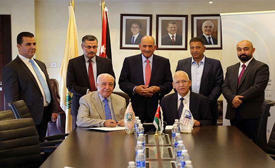 """اتفاقية تعاون بين """"المهندسين"""" والفوسفات"""