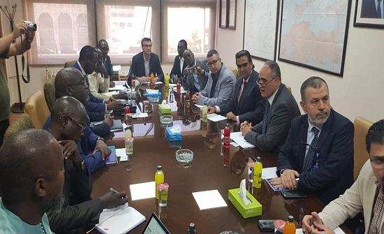 """مسؤول سنغالي: نسعى للاستفادة من تجربة """"الكهرباء الوطنية"""""""