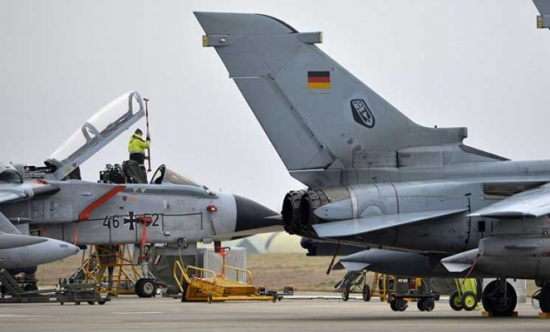 خطة ألمانية لنقل طائرات استطلاع من تركيا إلى الأردن