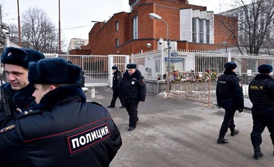 مقتل خبيرين بانفجار في ميدان اختبار عسكري بروسيا