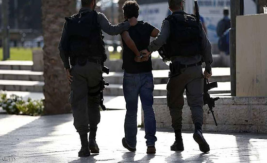الاحتلال الإسرائيلي يعتقل 22 فلسطينيا بالضفة الغربية