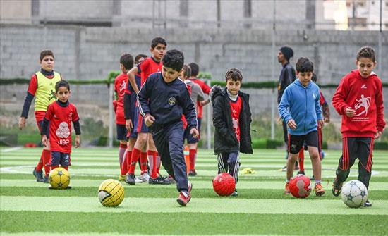 توجه ملحوظ لنجوم الكرة الأردنية نحو الأكاديميات (تقرير)