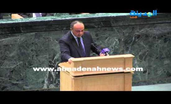 القيسي يدعو برلمانات الاتحاد من أجل المتوسط لدعم الأردن بمؤتمر لندن