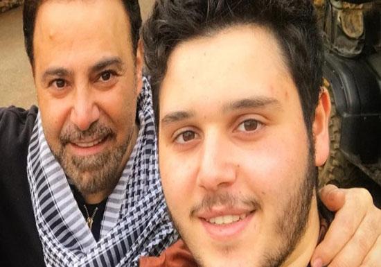 """عاصي الحلاني يحضّر لمفاجأة مع ابنه الوليد فهل يقصد مشاركته في """"ديو المشاهير""""؟"""