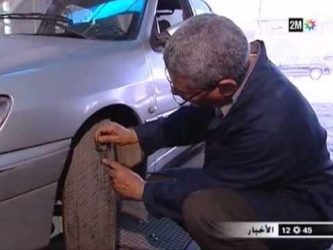 الآن : القبض على عصابة اربد التي امتهنت سرقة إطارات السيارات