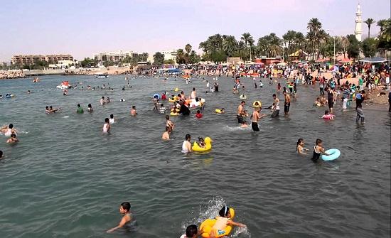 40 ألف زائر دخلوا العقبة خلال العيد