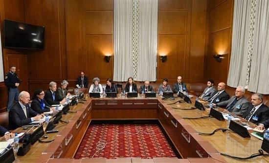 الخارجية الروسية تعلن عقد مؤتمر سوريا في موعده