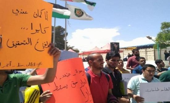 """الأمن يوقف طالبين من طلاب  """" البوليتكنيك """" اثر الاعتصام الأخير"""