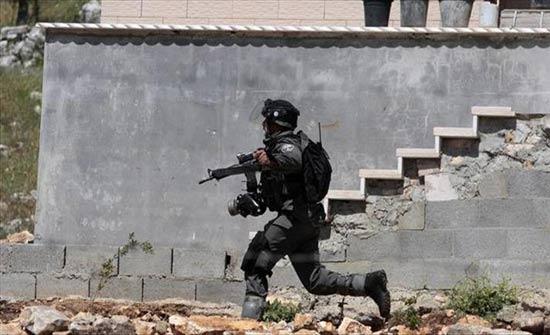 الجيش الإسرائيلي يعتقل 16 فلسطينيا في الضفة