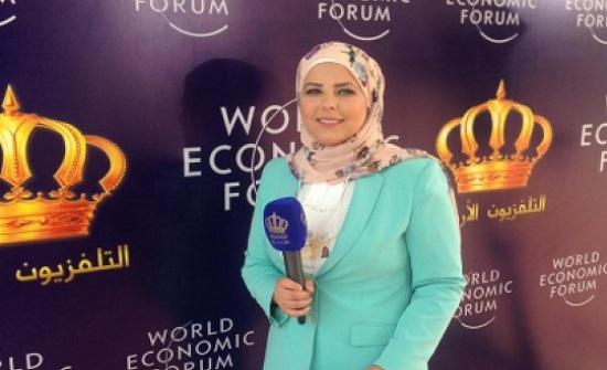 تكفيل مذيعة التلفزيون الاردني بعد توقيفها في سجن جويدة