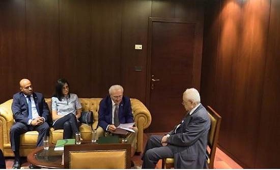 اختيار أبوغزاله لرئاسة مجلس أمناء المركز العربي لتطوير حكم القانون والنزاهة
