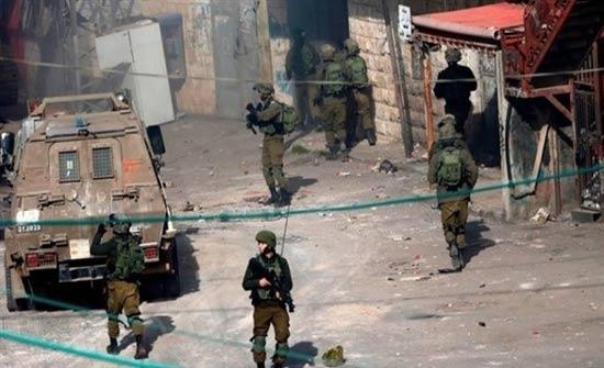 مواجهات بين شبان فلسطينيين والجيش الإسرائيلي عقب اغتيال جرار