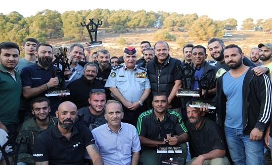 اللواء البزايعة يتابع تمرين التحدي لمتطوعي الدفاع المدني - صور