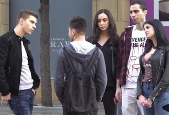 فيديو لشبان في شوارع بيروت يصل إلى العالمية... ما قصته؟