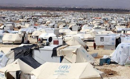 افتتاح اول سينما تعنى بالاطفال بمخيم الزعتري