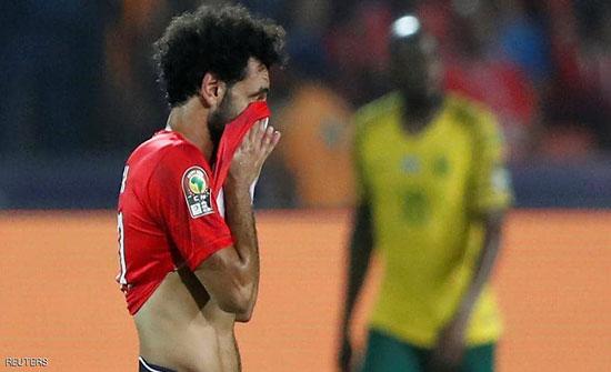 """جنوب أفريقيا تفجر """"المفاجأة"""" وتقصي مصر من أمم أفريقيا"""