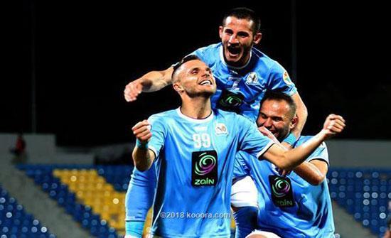 ثأر الكرة الأردنية معلق برقبة الفيصلي أمام ناساف ( تقرير )