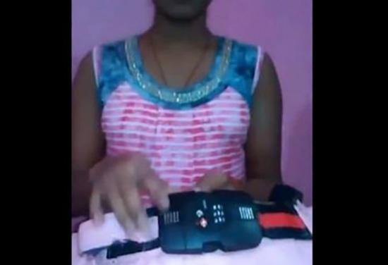بالفيديو: فتاة تبتكر ملابس داخلية مضادة للاغتصاب !