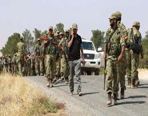 الجيش السوري الحر يتقدم بعفرين بدعم تركي