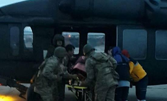 ارتفاع عدد جثث العالقين بالثلوج شرقي لبنان إلى 12 بينهم 3 أطفال