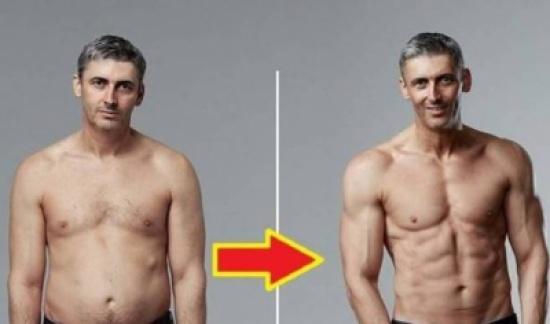 غيّر شكل جسمه في 12 أسبوعاً.. وهذا السرّ الذي اتبعه!