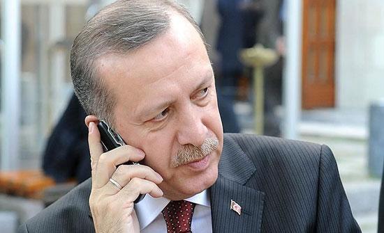 أردوغان يعزّي الملك سلمان بوفاة أخيه ويبحثان العلاقات الثنائية