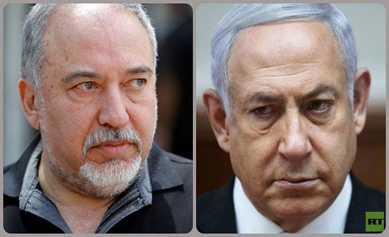 ليبرمان يتهم نتنياهو بالتعاون مع الأحزاب العربية