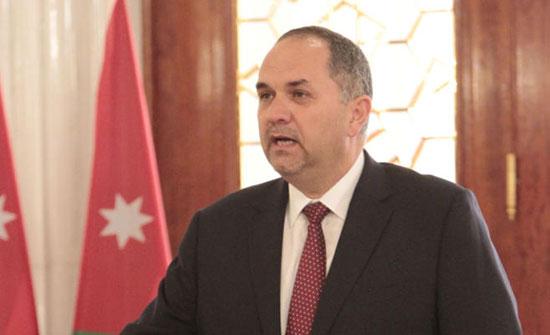 وزير العدل يفتتح دائرة تنفيذ العقبة